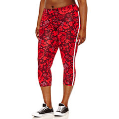 Flirtitude Performance Crop Pant- Juniors Plus