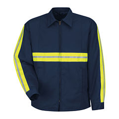 Red Kap® Enhanced Visibility Jacket