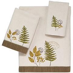 Avanti Foliage Garden Bath Towels