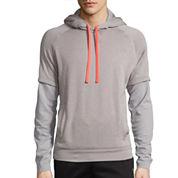 Xersion™ Long-Sleeve Training Fleece Pullover Hoodie