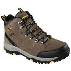 Skechers® Pelmo Mens Hiking Boots