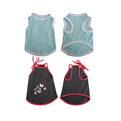 Iconic Pet 2-pk. Assorted Tank Tops