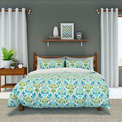 Colorfly™ Sasha 3-pc. Duvet Cover Set & Accessories