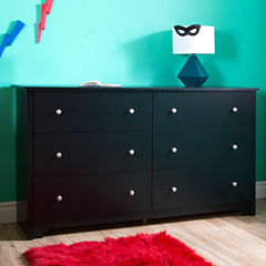 Vito 6-Drawer Dresser