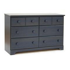 Summer Breeze 6-Drawer Dresser
