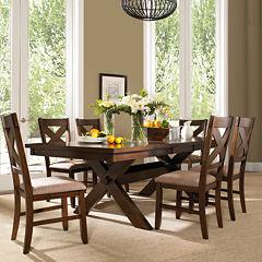Lansford 7-pc. Dining Set