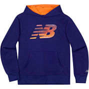 New Balance® Long-Sleeve Graphic Hoodie - Boys 8-20