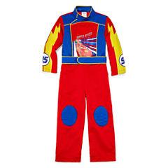 Disney® Long-Sleeve Cars Costume Jumpsuit - Boys