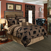 Croscill Classics® Shadow Bears 4-pc. Comforter Set & Accessories