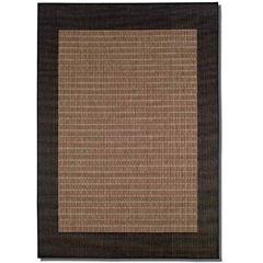Couristan® Checkered Field Indoor/Outdoor Runner Rug
