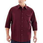 The Foundry Big & Tall Supply Co.™ Mechanical Stretch Shirt