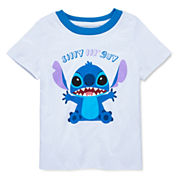Disney Baby Collection Stitch Graphic Tee - Boys newborn-24m