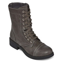 Arizona Julie Womens Combat Boots