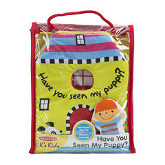 Melissa & Doug® Have You Seen My Puppy? Soft Activity Book