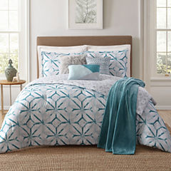 Jennifer Adams Home Lancaster 7-pc. Reversible Comforter Set