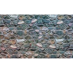 Achim Inland Stone Rectangular Doormat