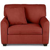 Fabric Possibilities Sleeper Chair