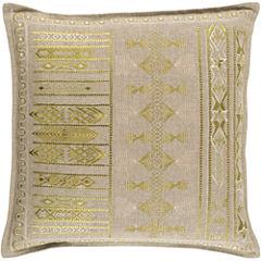 Decor 140 Elystan Square Throw Pillow
