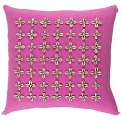Decor 140 Haralson Square Throw Pillow