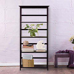 Mission 5-Tier Bookcase