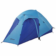 Chinook Cyclone Fiberglass 3-Person Backpacking Tent
