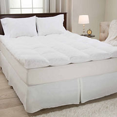Cambridge Home Down & Duck Feather Gusset Topper Mattress Topper