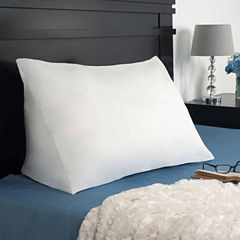 Cambridge Home  Down Alternate Reading Wedge Pillow Wedge Pillow