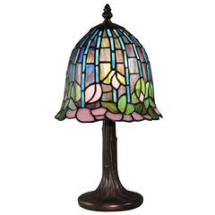 Dale Tiffany™ Lotus Mini Lamp