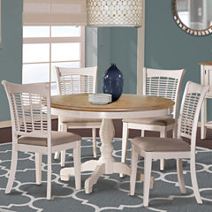 Bayberry 5-pc. Round Dining Table Set