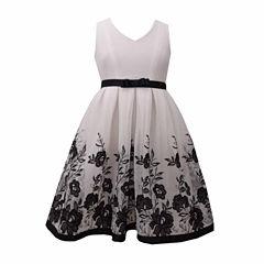 Bonnie Jean Sleeveless Party Dress - Girls' 7-16