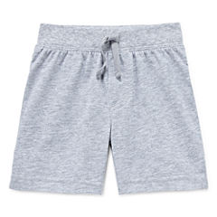 Okie Dokie Knit Shorts - Baby Boys newborn-24m