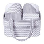 Trend Lab® Chevron 5-pc. Baby Bath Gift Set