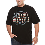 New World Short-Sleeve Lynyrd Skynyrd Tee - Big & Tall
