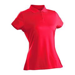 Nancy Lopez Golf Luster Short Sleeve Polo