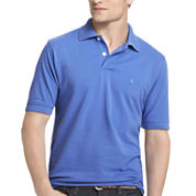 IZOD® Short-Sleeve Solid Piqué Polo