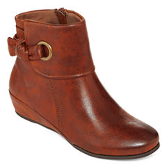 Yuu™ Saynie Wedge Ankle Booties