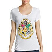Hogwarts Short-Sleeve Graphic Tee