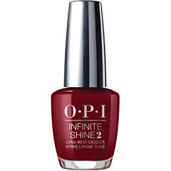 OPI Infinite Shine Gt Blues For Red Nail Polish - .5 oz.