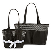 Carter's® Diaper Bag - Geo Print