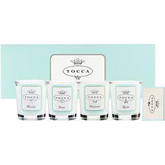 Tocca Beauty Candele Da Viaggio Travel Set