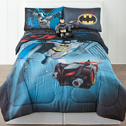 Batman Guardian Speed Reversible Twin/Full Comforter