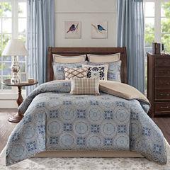Bombay Benedict Jacquard Comforter Set