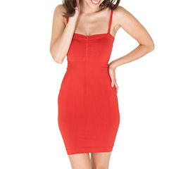 Jewel Toned® The Major Mini Dress Body Shaper Slip