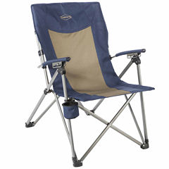 Kamp-Rite 3 Position Hard Arm Reclining Chair