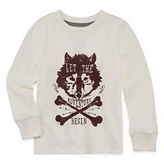 Arizona Boys Graphic Thermal T-Shirt