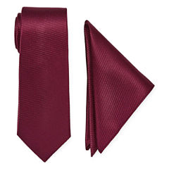 Us Polo Assn. Solid Tie Set