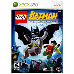 Lego Batman Ninjago Video Game-XBox 360