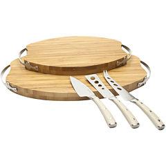 La Cote 3-Piece Cheese Knife Set