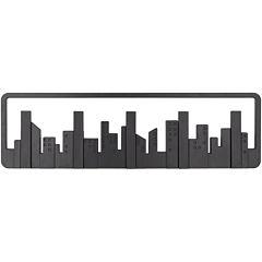 Umbra® Skyline 5-Hook Wall Organizer