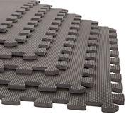 Stalwart 6-pk. Interlocking EVA Foam Floor Mats